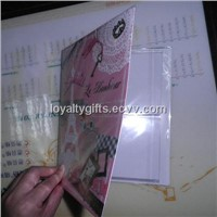 Large capacity PP photo album for fashion style