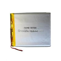 Lithium Polymer battery 3.7v 4200mah for laptop PCs