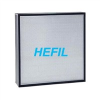 Mini-pleat HEPA Panel Filter