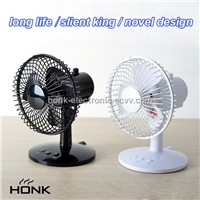 NEW style USB rotation fan with brushless motor silent king