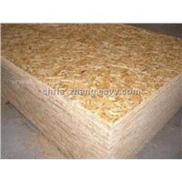 OSB plywood panel