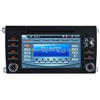 Ouchuangbo car dvd gps tape recorder radio for Porsche Cayenne 2003-2010