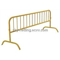 Paint Spray TubingTemporary Barricade sports event barrier