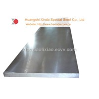Plastic Forged mould Flat Steel 1.2316