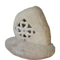 Popular stone lantern for garden,stone lantern carving