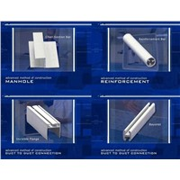 Pre Insulated Air Ducting Panels Accessories