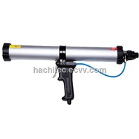Professional and DIY Use 15 Inches/20oz/600ml Air/Pneumatic Sausage Caulking Gun