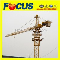 QTZ40 small tower crane with 4 ton max load