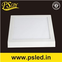 Rectangular Aluminum Housing LED Panel Light with Surface Mounted for Ceiling 6-18W
