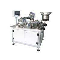 SC-100 Automatic top seal and capping machine