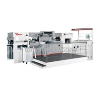 SL-1060A automatic die cutting and creasing machine