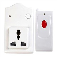 Smart RF wireless socket with 60m remote distance