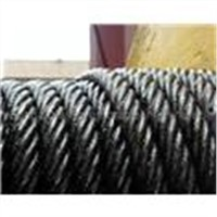 Steel Wire Rope Lubrication