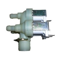 Triplel Inlet Valve with 3 Solenoids for Washing Machines
