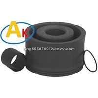 Triplex Bonded Rubber Piston of Mud Pump