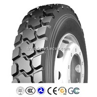 Tube Block Pattern Loader TBR Heavy Truck 1200r20 Tyre