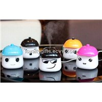 New Arrival Free Shipping 2PCS Mini USB Humidifier