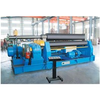 W11 Series Mechanical Three Roller Symmetrical Rolling Machine