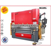 WC67Y-125T/4000 E21 Hydraulic Bending Machine
