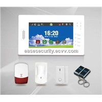Wired Wireless GSM Alarm System for Home Security Alarm (ES-X6)