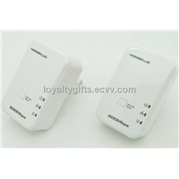 Wireless Adapter Ethernet Network Extender Wireless WIFI hotspot Mini Homeplug AV Ethernet Adapter