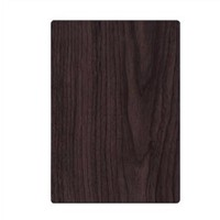 Wood grain stainless steel sheet /decorative plate