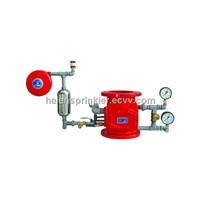 ZSFZ Wet Alarm Valve/Fire Fighting system Wet Alarm VAlve