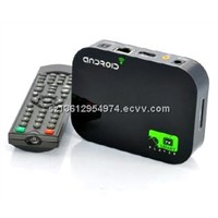 android tv box hd media player,supports google tv market, Miracast DLNA and Airplay