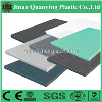 anti corrosion pvc rigid board for chemical engineering