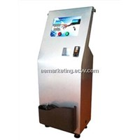 Coin Operated Car Washing Machine Novel Design