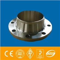 forged weld neck flange B16.5 SS 304 RF