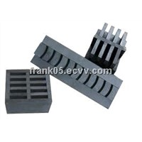 gold ingot casting graphite mold from China Manufacturer