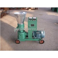 high quality flat die small diesel wood pellets mill making machine for animal fodder