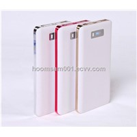 high quality power bank with Li-polymer cell