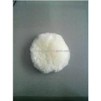 lambskin polishing pad