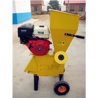 mini wood chipper with gasline engine