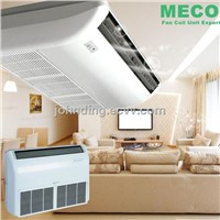 monteaza vertical sau orizontal  ventiloconvectorul /floor & ceiling type fan coil unit