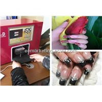 Nail Art Machine Nail Printer Machine Ce,Rohs Approval Suitable for Rose,Fruit,Glass
