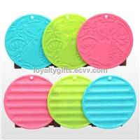silicone heat resistant pan mats
