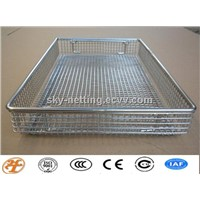Stainless Steel Cleaning Mesh Basket