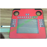 touch screen with membrane products