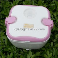 worker and student neccessity Electric Lunch Box with power cable