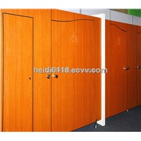 Anti-Impact Compact Board Toilet Partition