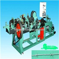 high speed automatic barbed wire machine factory