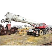 original 50t used terrain crane TADANO in hot sale
