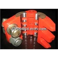 wellhead polished rod clamp for oil field of chinse manufacturer