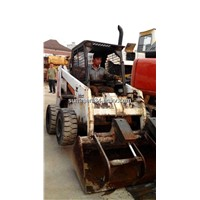 used Bobcat wheel loader 863