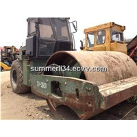 used Ingersoll-Rand    road roller