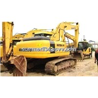 used Komatsu Japan made  excavator PC200-7