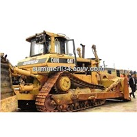 original  bulldozer caterpillar CAT D8N secondhand